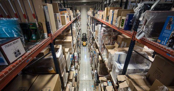 La grève chez Amazon mobilise peu
