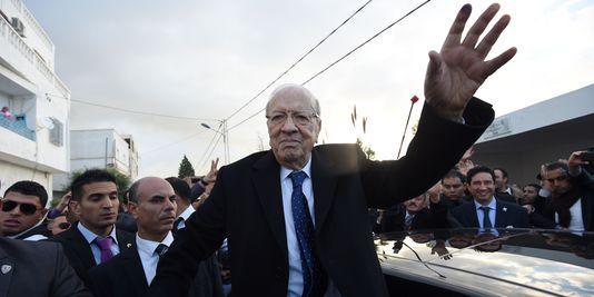 Béji Caïd Essebsi promet d'être « le président de tous les Tunisiens »