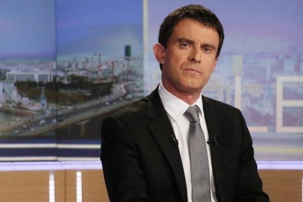 "Manuel Valls : ""Ma mission, redonner confiance"""