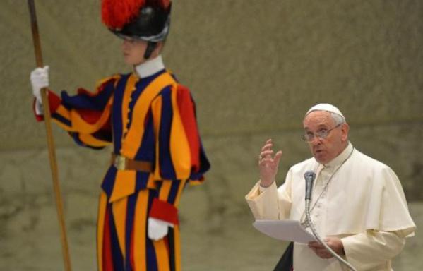 Le Pape François tacle zizanie, calomnie et schizophrénie de la curie