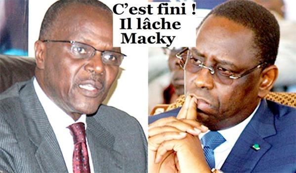 ''Macky 2012'' demande au PS de quitter le gouvernement