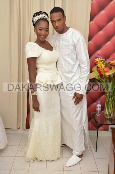 Pour le mariage de sa fille aînée, Yacine Lewis  La plus célèbre des  coiffeuses du Sénégal Awa