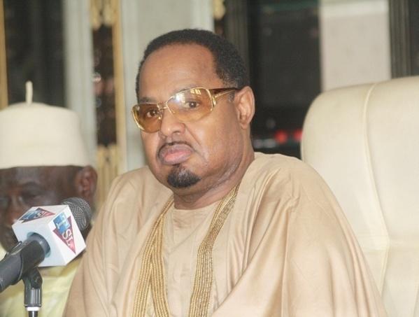 Ahmed Khalifa Niasse espère une visite du Pape François au Sénégal en 2015