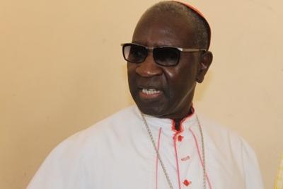 Le cardinal Sarr appelle les chrétiens à penser aux victimes de la précarité