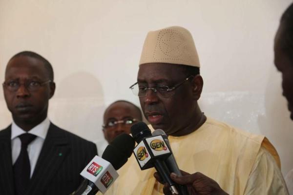 Macky Sall demande un audit des concessions attribuées aux différents opérateurs