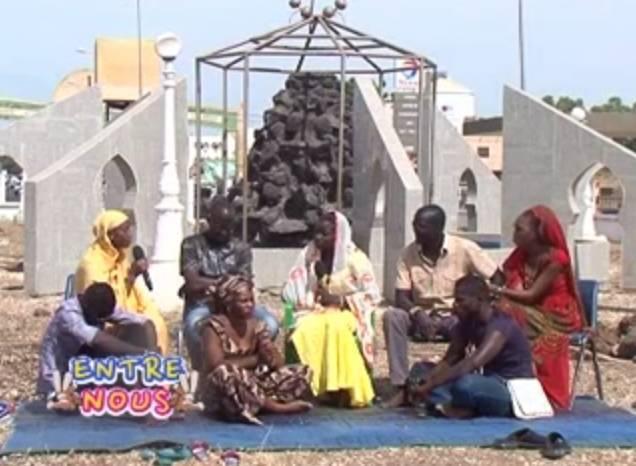 """""""Entre nous"""" se délocalise à Mbacké - Thème: Le Magal, la perte des valeurs et dégradation des mœurs"""