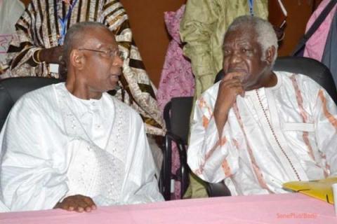 Goudomp:   La LD signe son arrêt de mort à cause de l'âge Mamadou Ndoye