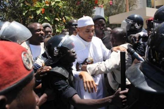 """Abdourahmane Ndiaye sur le patrimoine de Karim : """"C'est terrible comme les choses peuvent être déformées !"""""""