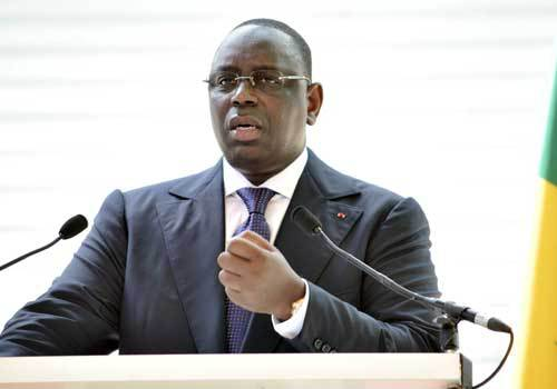 Palais de la République:  Macky Sall rend un vibrant  hommage aux Dignitaires dans les Ordres nationaux