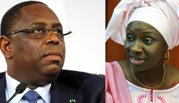 BBY: Mimi Touré accusée de vouloir isoler Macky Sall