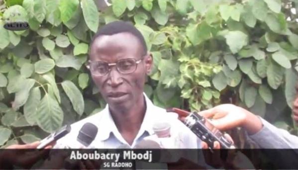 Audio- La Raddho exige la libération immédiate et sans condition de Karim Wade