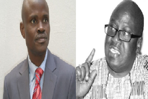 Tivaouane : Dr Macoumba Diouf et le député Cheikh Ndiaye se donnent en spectacle devant le domicile de Al Amine