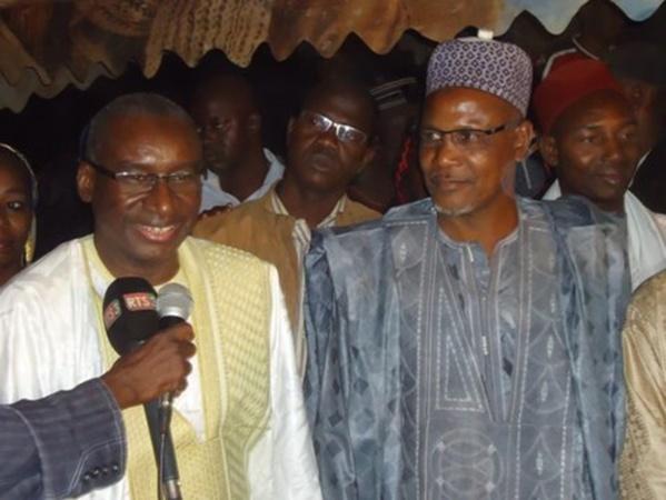 Tambacounda : Sidiki Kaba en père noël dans les mosquées, offre des passeports diplomatiques aux Imams