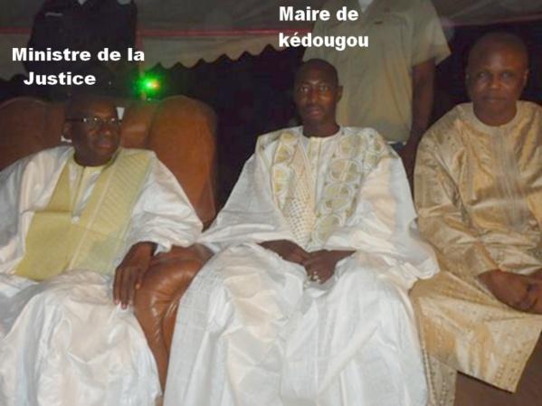 """Me Sidiki Kaba : """"L'or de Kédougou ne sera pas le malheur de Kédougou…"""""""
