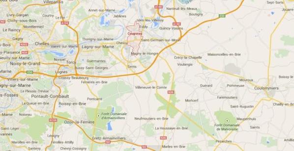 Seine-et-Marne: D'abord percutée par une camionnette, elle est ensuite écrasée par un bus