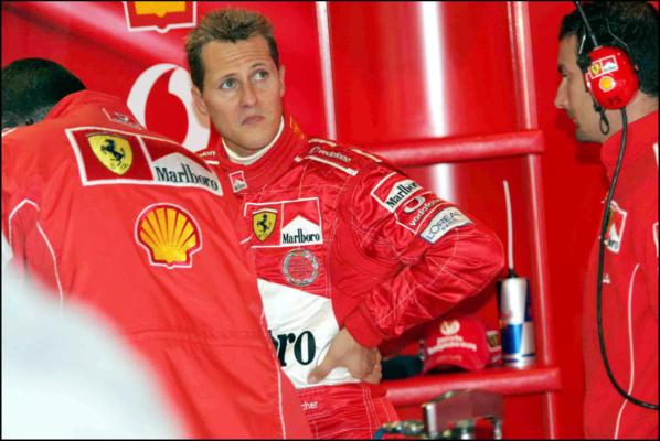 Schumacher «commence à reconnaître les siens » un an après son accident