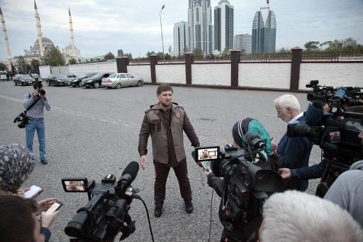"""Russie: le président tchétchène propose un """"régiment spécial"""" contre l'Occident"""