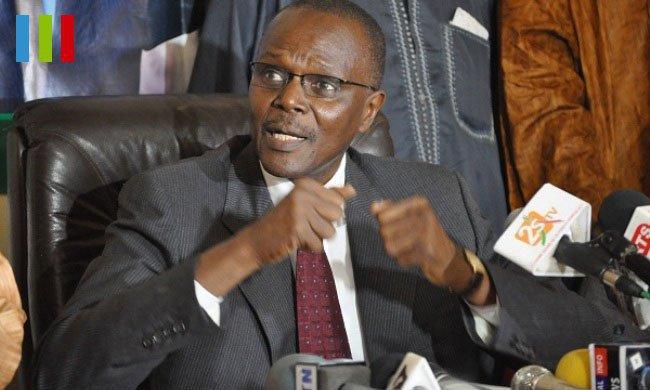 """Ousmane Tanor Dieng : """"Les propos de Djibril War sont des spéculations saugrenues, ridicules"""""""