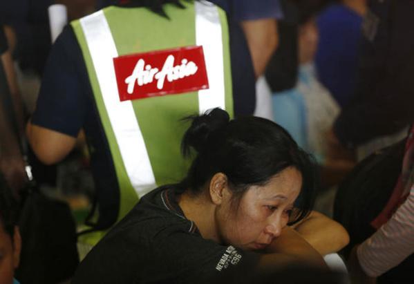 Le vol QZ8501 d'AirAsia s'est probablement abîmé en mer