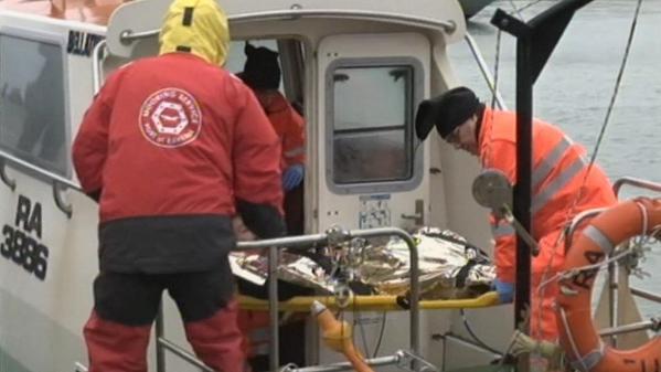Collision dans l'Adriatique, deux morts et quatre disparus