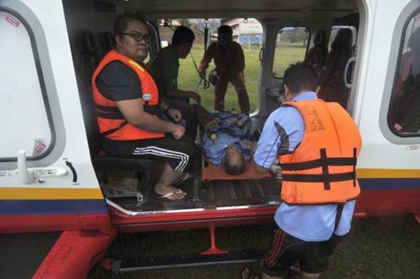 Inondations meurtrières en Malaisie et en Thaïlande
