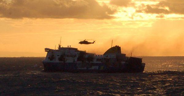 Enquête criminelle ouverte après l'incendie du ferry « Norman Atlantic » au large de la Grèce
