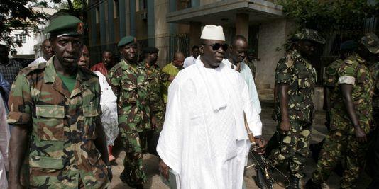 Gambie: Les soldats loyalistes contrôlent entièrement la situation