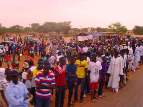 Journée nationale de l'élevage : Daouda Dia assure la restauration chez Macky Sall