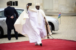 Gambie : Jammeh is back !