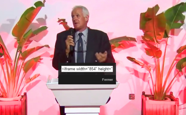 Talk Show - Guy Gohier: L'aquaculture va devenir une obligation