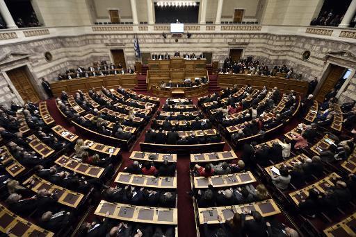 Grèce: le parlement annonce sa dissolution, législatives le 25 janvier