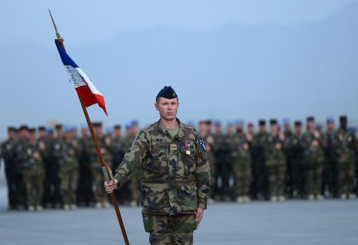 Afghanistan: fin de mission pour le dernier contingent français