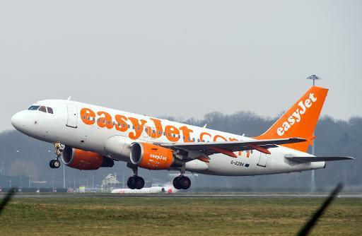 Nouvelle grève à easyJet: 30% des vols annulés en France