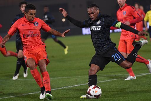 Foot: le PSG quitte le Maroc et 2014 sur un succès contre l'Inter