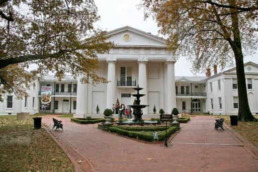 Le State House, le Palais présidentiel gambien, attaqué dans la nuit du lundi au mardi par des mutins