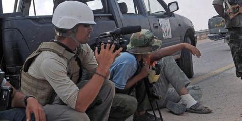 En 2014, 118 journalistes ont été tués dans le monde