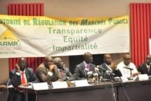 Rapport 2013: L'ARMP relève des reconductions tacites de contrats dans les ententes directes