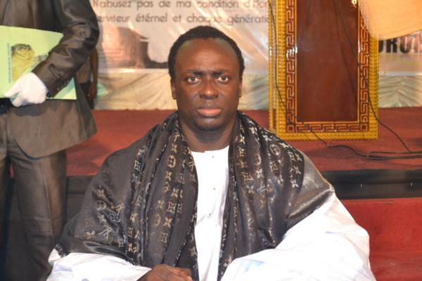 Gamou Touba Bakhdad 2015 : Déclaration de Serigne Khadim Lo Borom Ndame