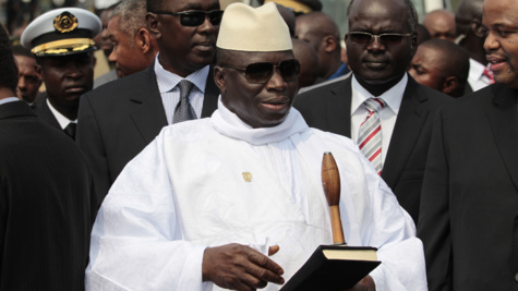 Putsch manqué en Gambie: Jammeh fait le ménage, des dizaines de personnes dont la mère de Lamine Saneh arrêtées