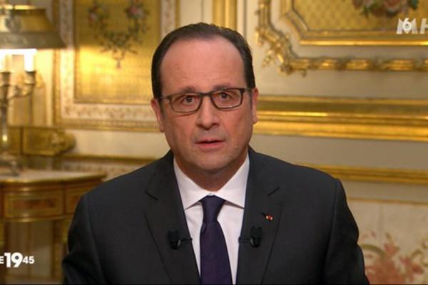 Vœux 2015 : F. Hollande moqué sur Internet
