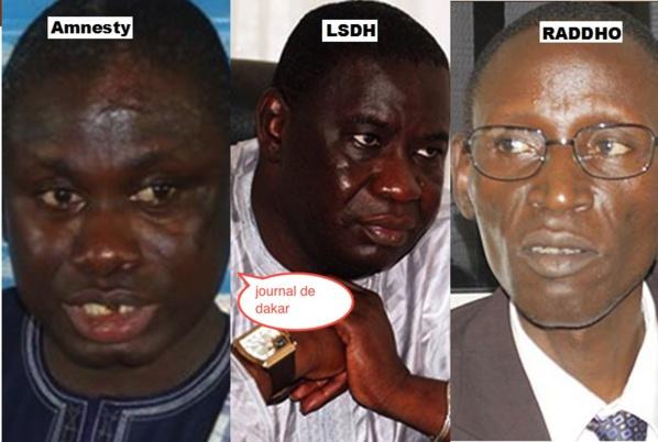 Militaires gambiens arrêtés  à Bissau: La Raddho, la Lsdh et Amnesty s'opposent à leur extradition