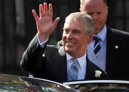 Etats-Unis: le prince Andrew cité dans une affaire d'esclavage sexuel