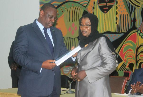 Déclaration de patrimoine à l'Ofnac:  Macky attend la saisine officielle Nafi Ngom Keïta