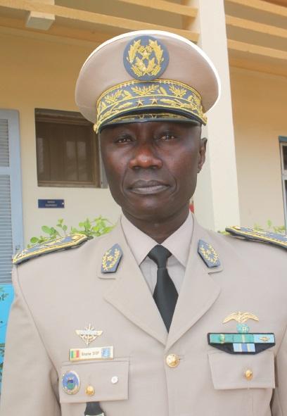 Le général Birame Diop nommé chef d'état-major de l'armée de l'air