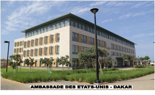 L'ambassade des Etats-Unis à Dakar ou la grosse arnaque des visas !