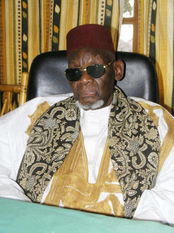 "Le khalife de Médina Baye loue les ""bonnes intentions"" du président Macky Sall"