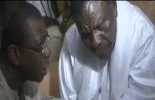 Vidéo: quand Youssou Ndour faisait son pacte d'allégeance à Cheikh Béthio Thioune. Regardez