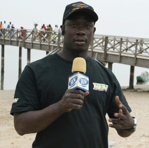 Mouhamed Ndiaye, coordonnateur de RDV Prod