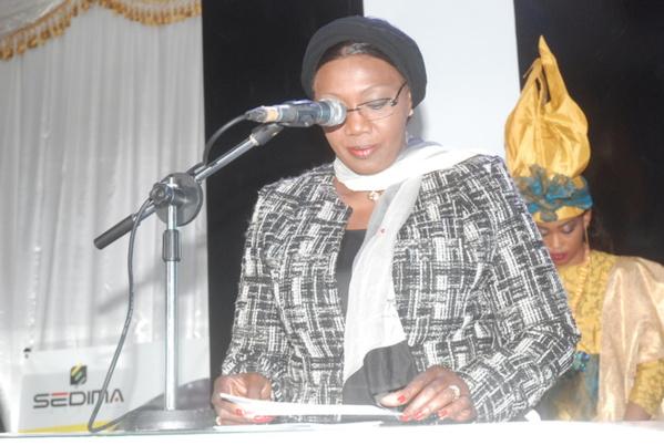 """Aminata Tall sur son retard : """"La présidente de l'Ofnac m'a donné un délai et je vais très bientôt déposer ma déclaration de patrimoine"""""""