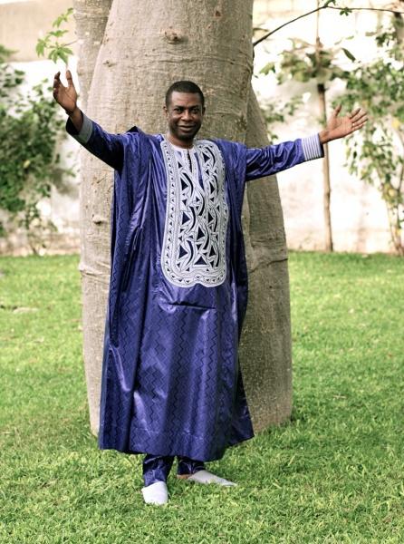 Youssou Ndour: ''Je rêve de voir mon pays gagner la Can''